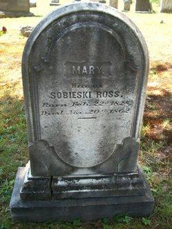 Mary <i>Spangler</i> Ross