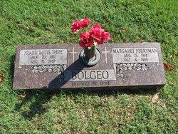 Margaret <i>Perryman</i> Bolgeo