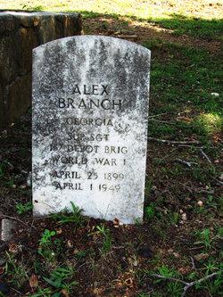 Alex Branch