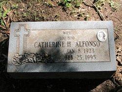 Catherine H Yoo Hoo Alfonso