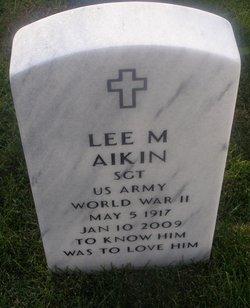 Lee M Aikin