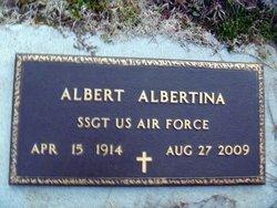 Sgt Albert Albertina