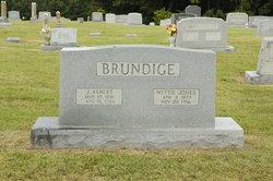 Nettie <i>Jones</i> Brundige