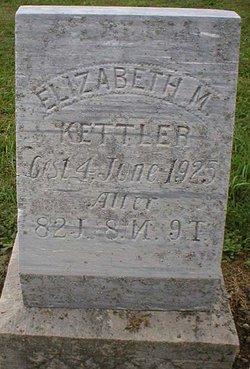 Elizabeth Marie <i>Stockman Hoene</i> Kettler