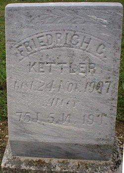 Friedrich C Kettler