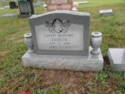 Garnet Marlowe Andrew
