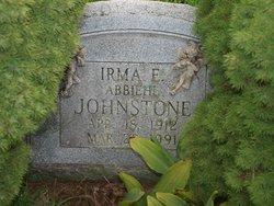 Irma E <i>Abbiehl</i> Johnstone