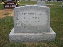 Mary Viola Pate