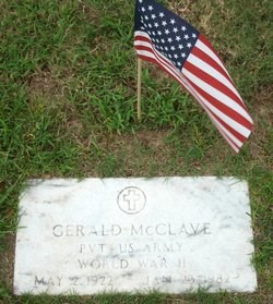 Gerald Rutherford McClave