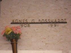 Agnes Grace <i>Hurt</i> Bosshardt