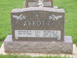Patricia A. Pat <i>Wooldridge</i> Abbott
