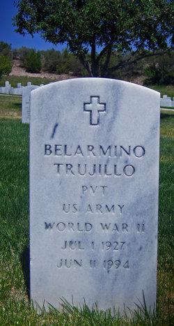 Pvt Belarmino Trujillo