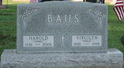 Harold Arthur Baus