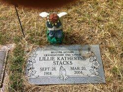 Lillie Katherine <i>West</i> Stacks