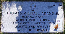Thomas Michael Adams