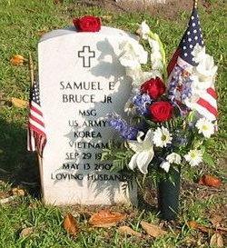 Samuel Everette Bruce, Jr