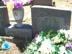 Beulah Appleton