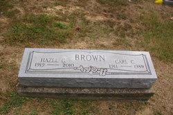 Hazel G. <i>Carver</i> Brown