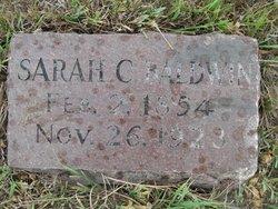 Sarah C Baldwin