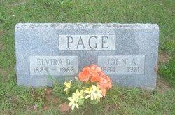 John Albert Chip Page, Jr