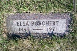 Elsa Martha Ann <i>Tetzloff</i> Borchert
