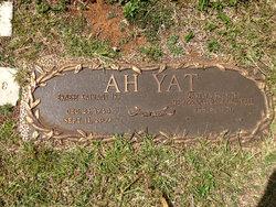 Ernest Kaimana Ah Yat, Jr