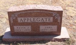 Retta J <i>Shirley</i> Applegate