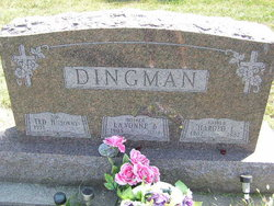 LaVonne B. <i>Pierce</i> Dingman