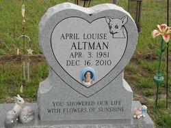April Louise Altman