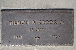 Tilman R Crook, Jr
