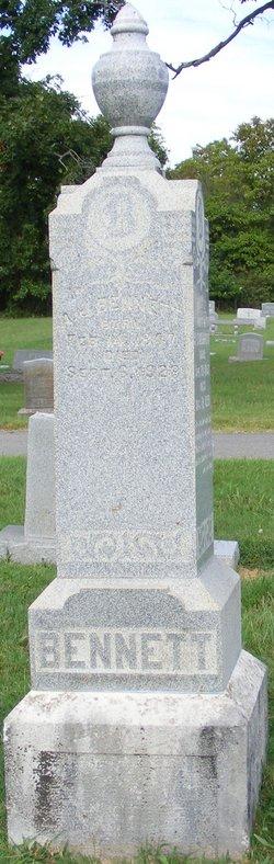A. Judson Bennett