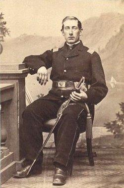 CPT Albert Abel Prince