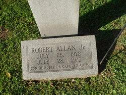 Robert Allen Robbie Auth, Jr