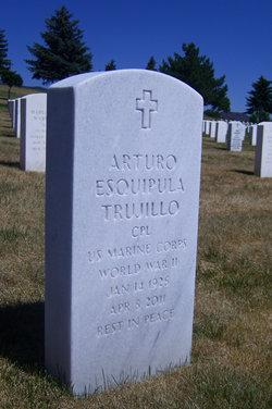 Corp Arturo Esquipula Trujillo