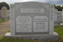 Hyman L Rosenberg
