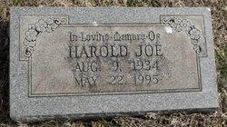 Harold Joe Boyd