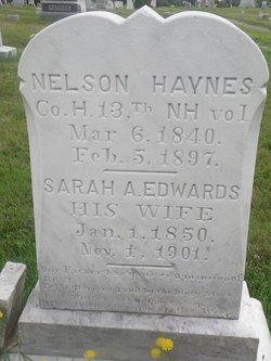 Nelson J Haynes