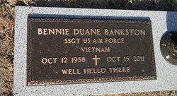 Bennie D. Bankston
