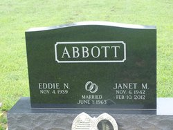 Janet M. <i>VanDeKeere</i> Abbott