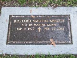 Richard Martin Abbott