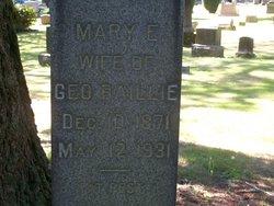 Mary Ellen <i>Sheridan</i> Baillie