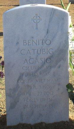 Benito Catubig Acasio