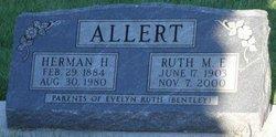 Ruth M E Allert