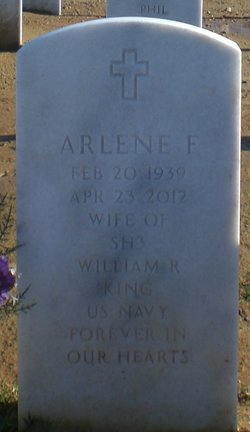 Arlene Francis King