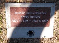 Anna Pauline Brown