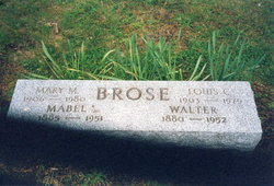 Walter Brose