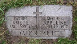 Appeline Pauline <i>Legere</i> Daigneault