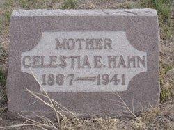 Celestia Evaline <i>Goforth</i> Hahn
