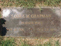 Laura May <i>Collier</i> Chapman