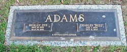 Shirley <i>Dye</i> Adams